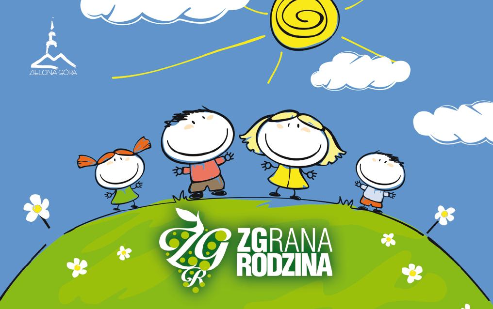 Wybierz wzór nowej karty ZGrana Rodzina | Łącznik Zielonogórski